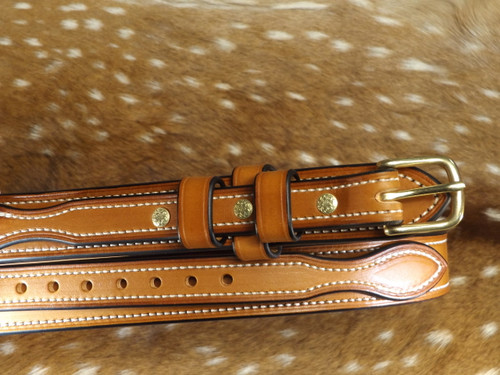 Beautifully hand crafted Ranger Belt