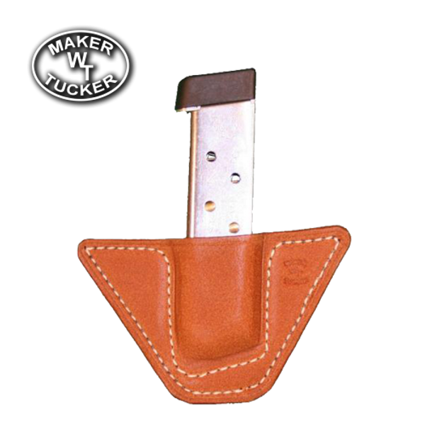 Pocket Magazine Pouch By Tucker Gun Leather