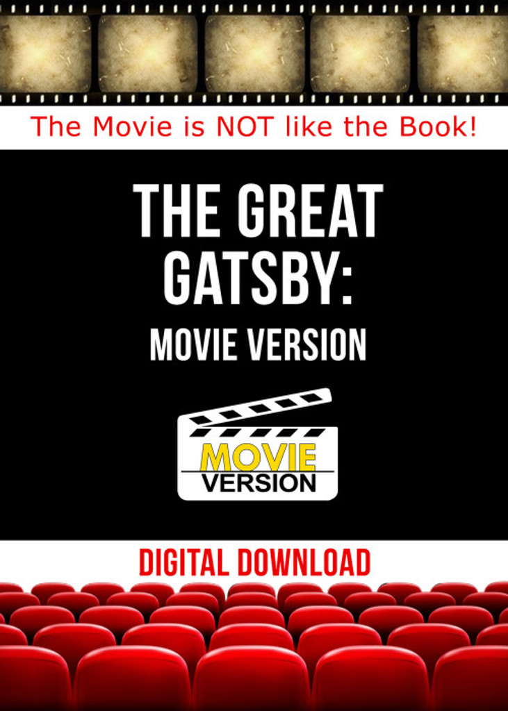 The Great Gatsby Movie Version