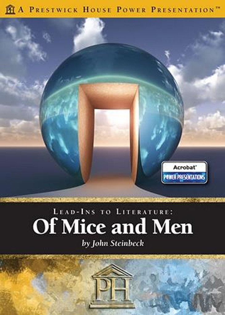 Of Mice and Men Lead-In To Literature
