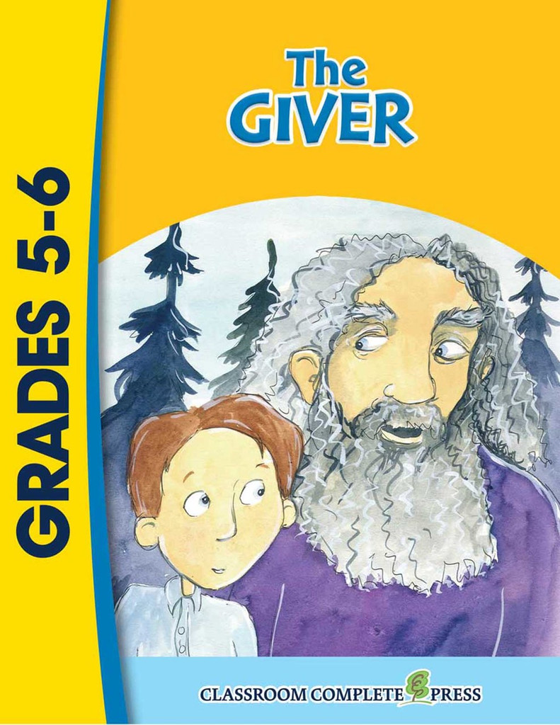 The Giver LitKit
