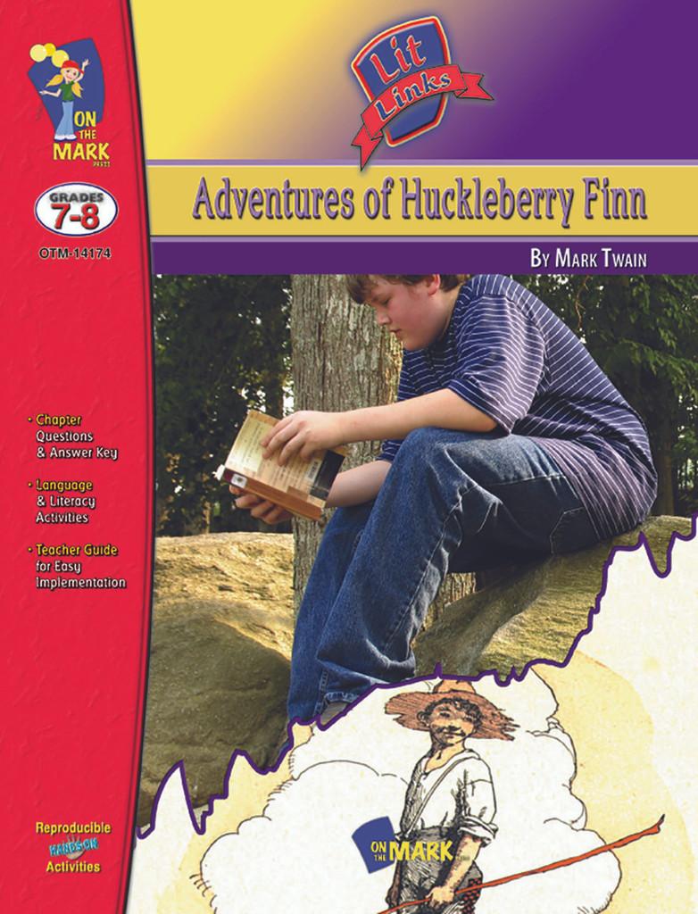 The Adventures of Huckleberry Finn: Lit Links
