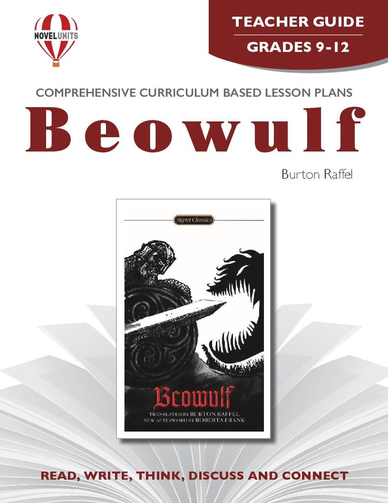 Beowulf Novel Unit Teacher Guide
