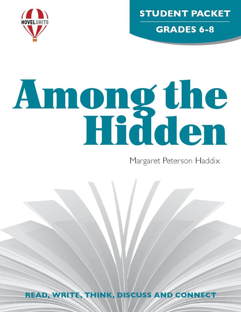 Among The Hidden Novel Unit Student Packet