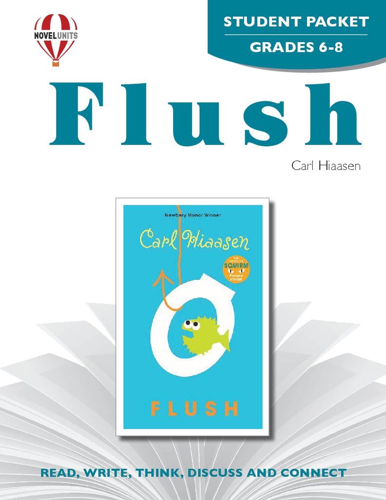 Flush Novel Unit Student Packet