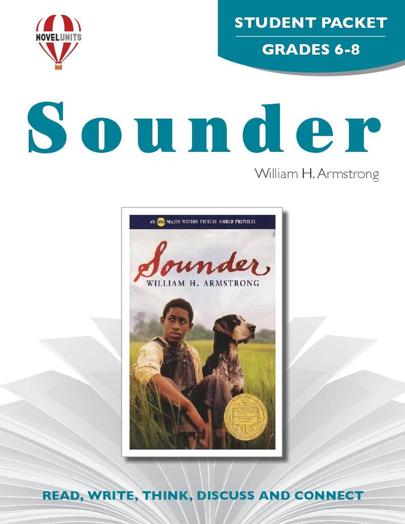 Sounder Novel Unit Student Packet