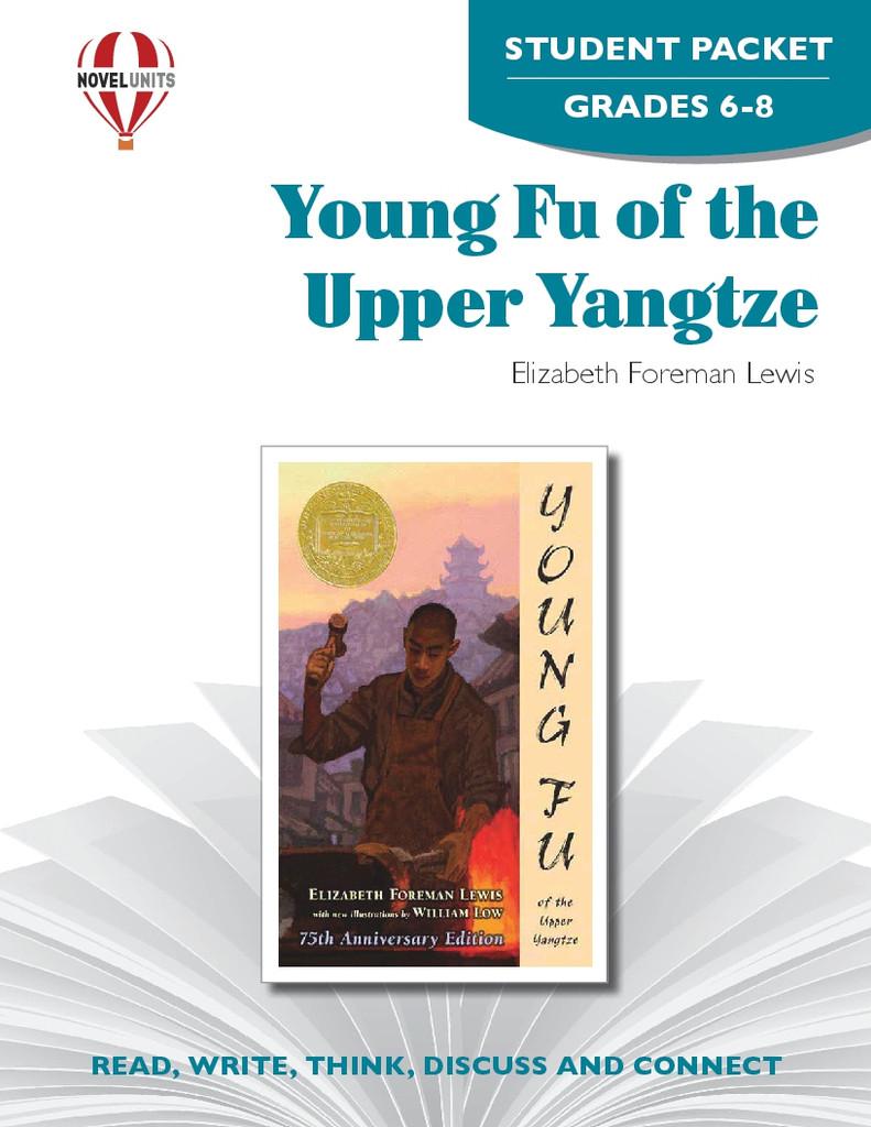 Young Fu Of The Upper Yangtze Novel Unit Student Packet PDF Download