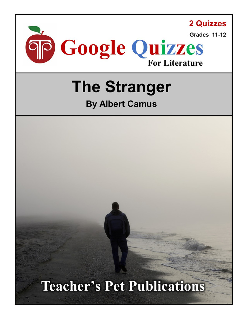The Stranger Google Forms Quizzes