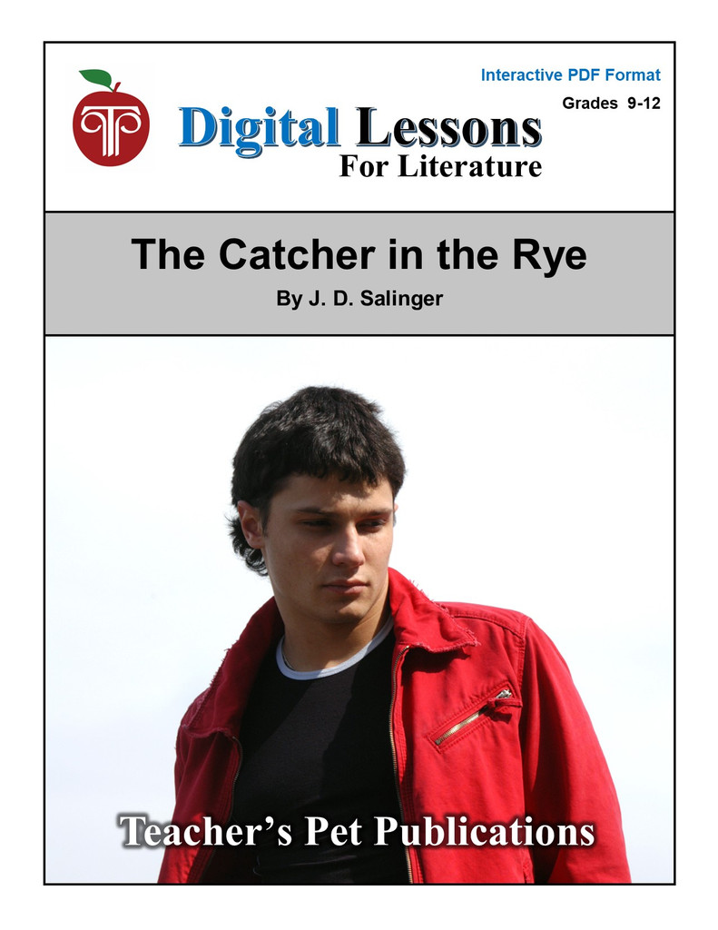 The Catcher in the Rye Digital Lessons