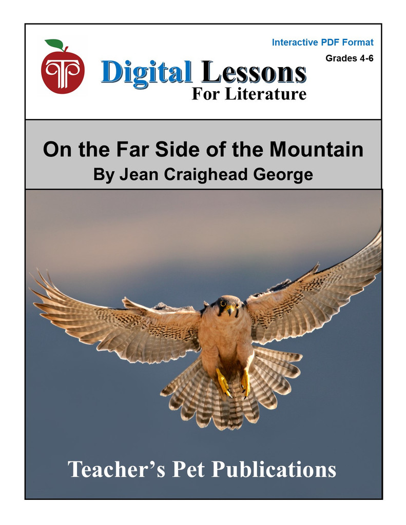 On the Far Side of the Mountain Digital Student Lessons