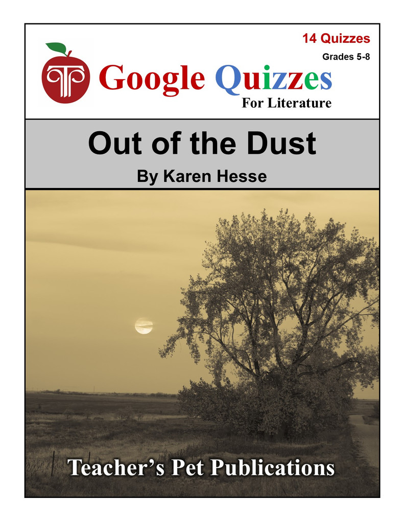Out Of The Dust Google Forms Quizzes