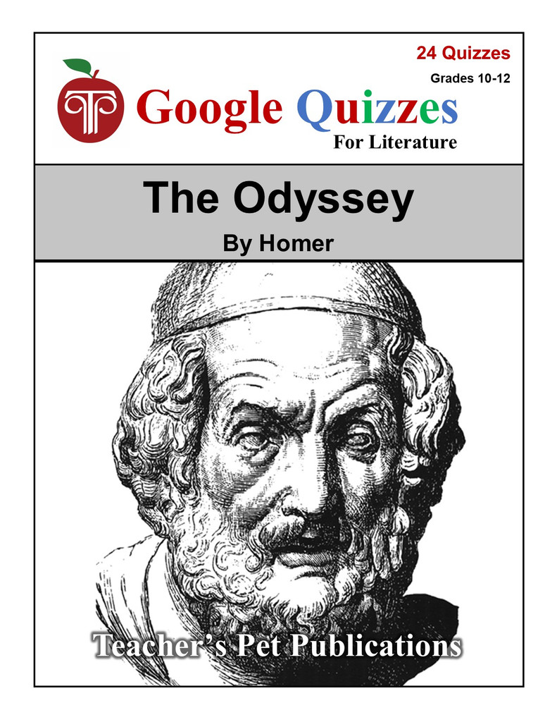 The Odyssey Google Forms Quizzes