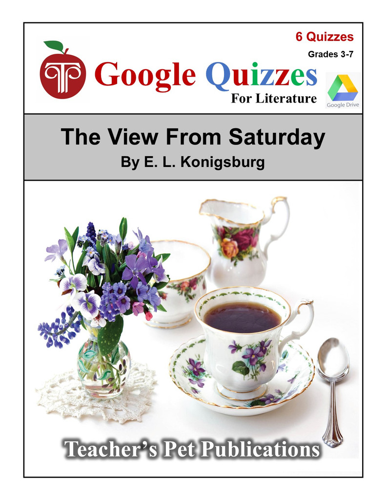 The View From Saturday Google Forms Quizzes