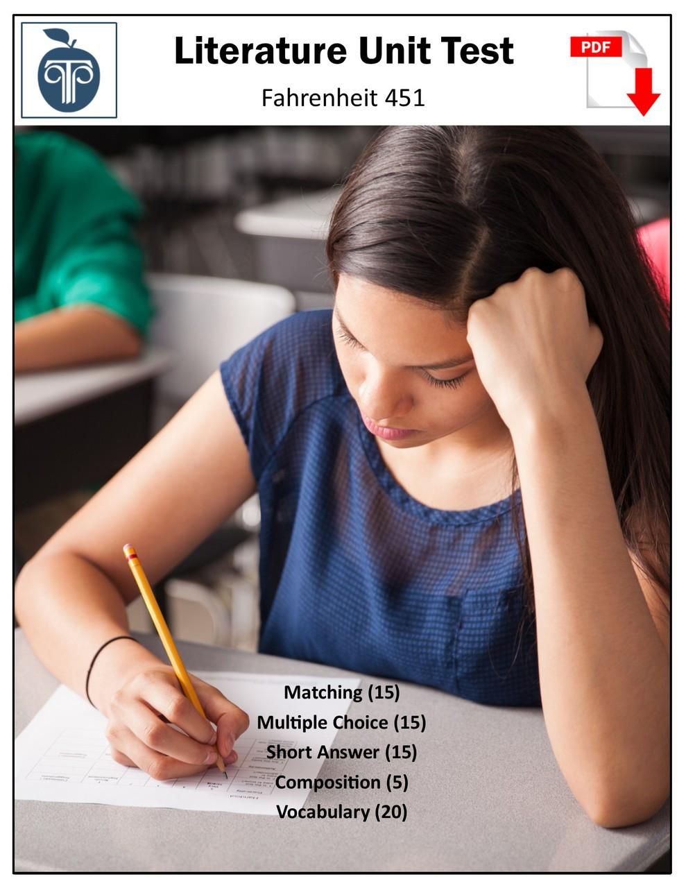 fahrenheit 451 homework