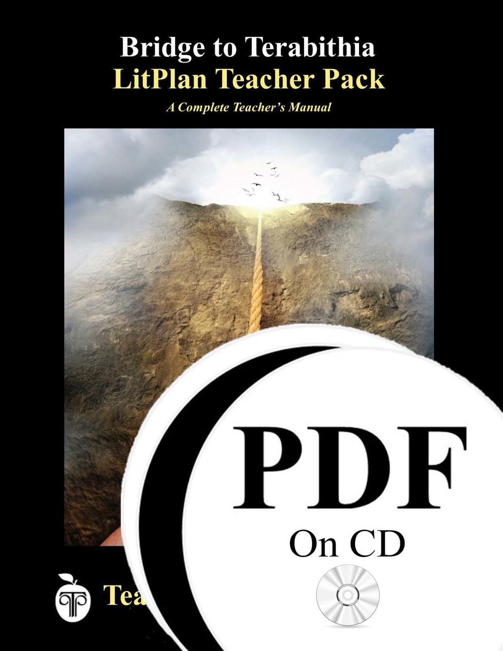 Bridge to Terabithia Lesson Plans | LitPlan Teacher Pack (teacher