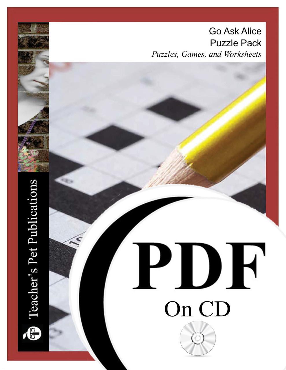 Ask pdf go alice book