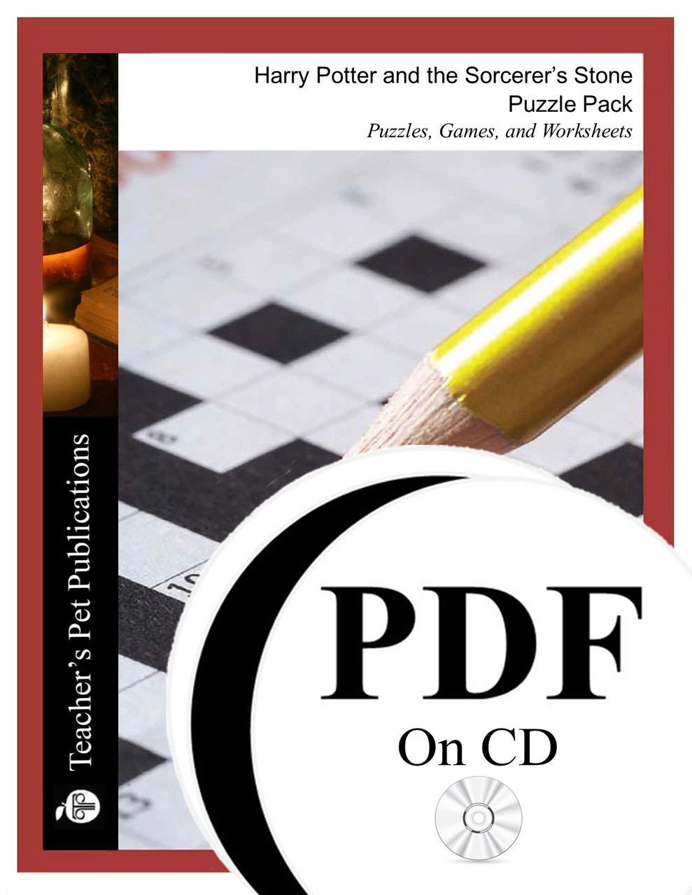 graphic regarding Harry Potter Activities Printable named Harry Potter and the Sorcerers Stone Puzzle Pack Worksheets, Things to do, Online games (PDF upon CD)