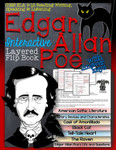 Poe Stories Novel Study Flip Book