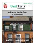A Raisin in the Sun Interactive PDF Unit Test