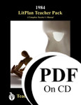 1984 LitPlan Lesson Plans (PDF on CD)