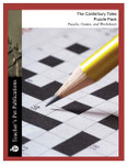 The Canterbury Tales Puzzle Pack Worksheets, Activities, Games