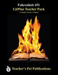 Fahrenheit 451 LitPlan Lesson Plans