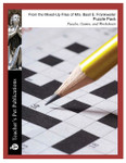 From the Mixed Up Files of Mrs Basil E Frankweiler Puzzle Pack Worksheets, Activities, Games