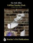 Go Ask Alice LitPlan Lesson Plans