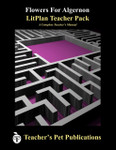 Flowers For Algernon LitPlan Lesson Plans
