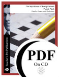 The Importance of Being Earnest Puzzle Pack Worksheets, Activities, Games (PDF on CD)