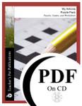 My Antonia Worksheets, Activities, Games (PDF on CD)