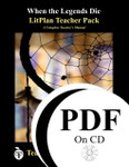 When the Legends Die LitPlan Lesson Plans (PDF on CD)