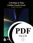 A Wrinkle in Time LitPlan Lesson Plans (PDF on CD)
