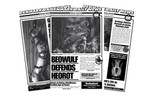 Headlines Classroom Posters for Beowulf