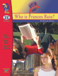 Who Is Frances Rain? LitLinks Literature Guide