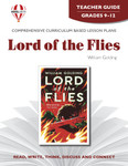 Lord Of The Flies Novel Unit Teacher Guide