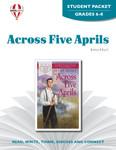 Across Five Aprils Novel Unit Student Packet