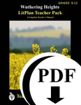 Wuthering Heights LitPlan Lesson Plans (Download)