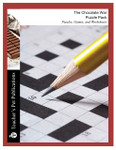 The Chocolate War Puzzle Pack Worksheets, Activities, Games