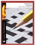 Fahrenheit 451 Puzzle Pack Worksheets, Activities, Games