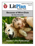 Because of Winn-Dixie LitPlan Lesson Plans