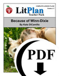 Because of Winn-Dixie LitPlan Lesson Plans (Download)