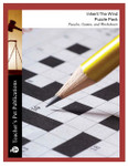 Inherit the Wind Puzzle Pack Worksheets, Activities, Games