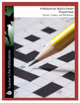 A Midsummer Night's Dream Puzzle Pack Worksheets, Activities, Games