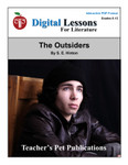 The Outsiders Digital Student Lessons