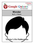 Wonder Google Forms Quizzes