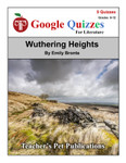 Wuthering Heights Google Forms Quizzes