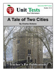 A Tale of Two Cities Interactive PDF Unit Test