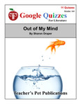Out of My Mind Google Forms Quizzes