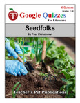 Seedfolks Google Forms Quizzes